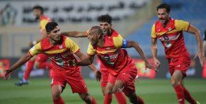 فیلم/اهدای جام قهرمانی حذفی به فولادخوزستان