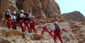 نجات معجزه آسا یک کوهنورد پس از ۵ روز در دارآباد