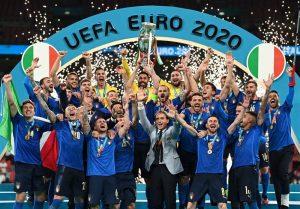 واکنش مطبوعات اروپا به قهرمانی ایتالیا در یورو۲۰۲۰