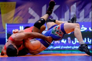 در مسابقات قهرمانی جهان کشتی ناشنوایان ایران با ۸ مدال نایب قهرمان شد