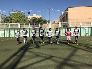 گزارش تصویری دیدار تیم های فوتبال جوانان آینده نگر و پیشکسوتان تهران