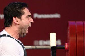 کسب مدال نقره توسط امیر جعفری وزنه بردار کشورمان در پارالمپیک توکیو