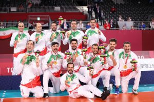 فیلم/افتخاری دیگر برای والیبال نشسته ایران در پارالمپیک